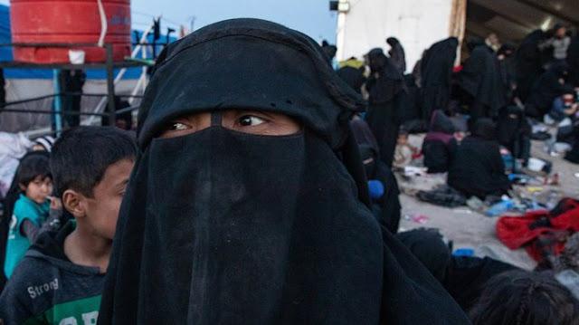 Khilafahnya Berakhir, WNI Simpatisan IS1S di Suriah Ingin Pulang