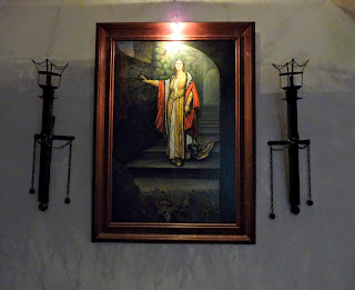 Замок Сент-Миклош. Илона Зрини в замке