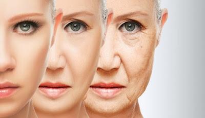 Faktor Penyebab Penuaan Dini Pada Wajah