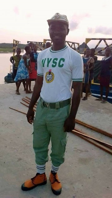 NYSC Member Dies On His Way For Final Clearance Just 2 Days To Passing Out (Photos)