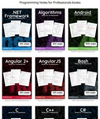 IT, Programming Languages & Computer science all books free pdf download