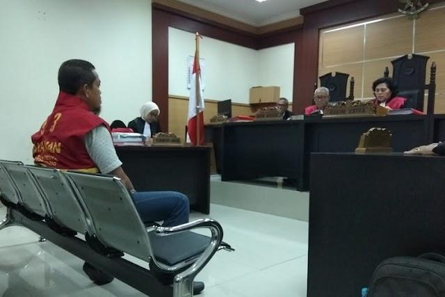 AKBP Hartono Bawa Narkotika, Divonis 10 Tahun Penjara