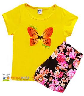 Fornecedores de moda infantil