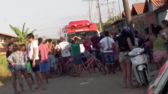 Jovem de 18 anos é alvejado no bairro Carandá, em Rio Branco