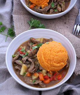 How to make shredded Beef sauce 5
