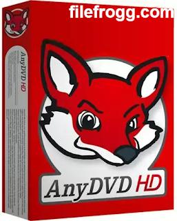 AnyDVD & AnyDVD HD Full Patch Serial Key