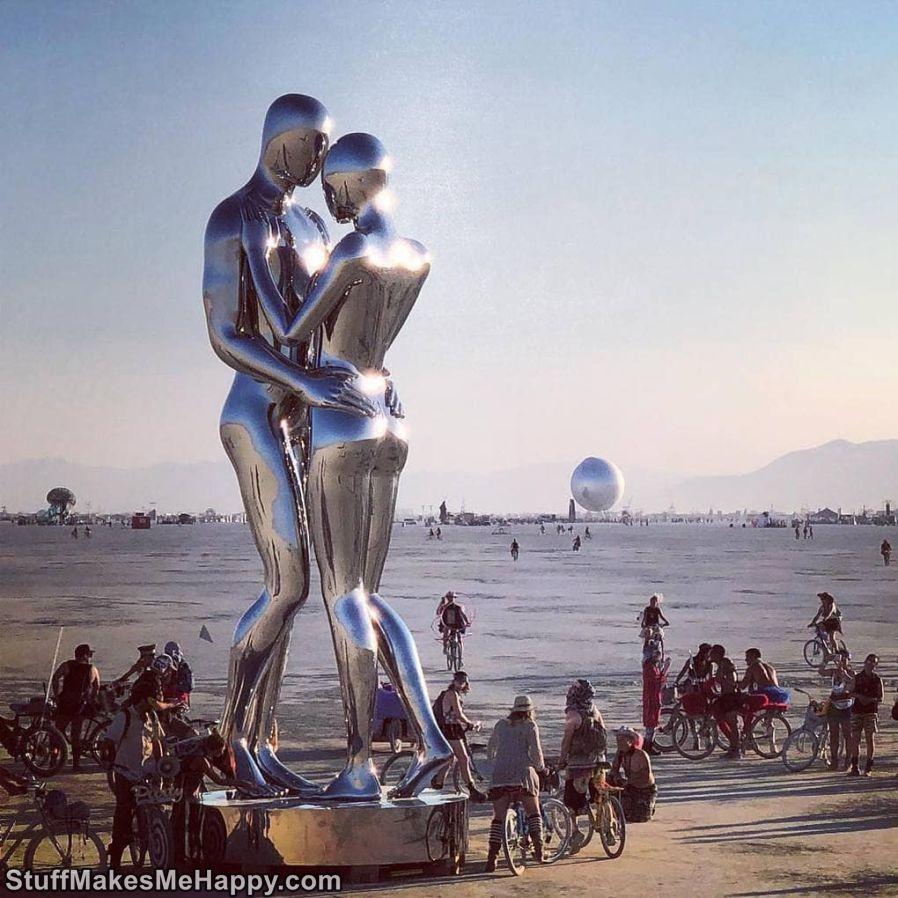 Burning Man festival Pictures 2018