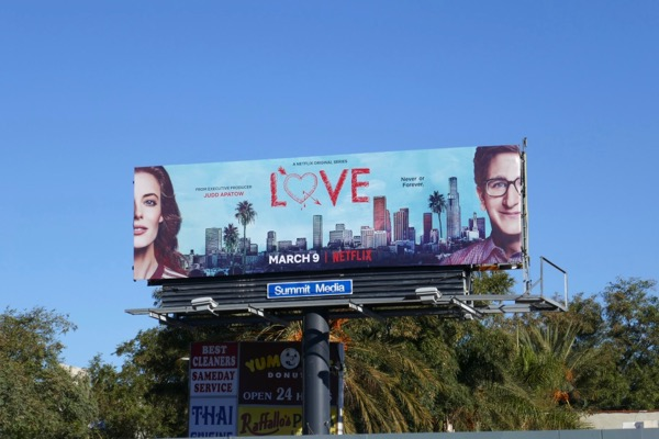 Love season 3 billboard