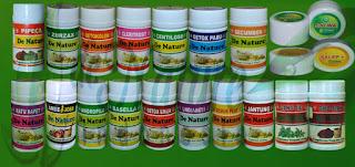 obat denature herbal