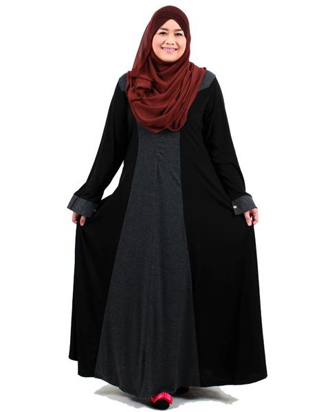 baju muslim untuk orang gemuk