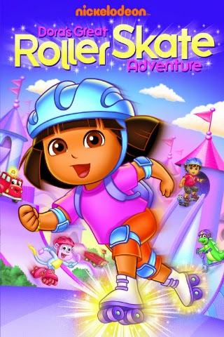 Dora´s Great Roller Skate Adventure [2015] [DVD5] [Latino]