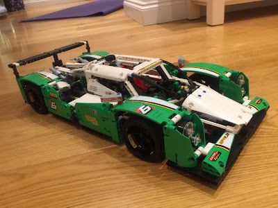 LEGO Technic 42039 Le-Mans Race Car