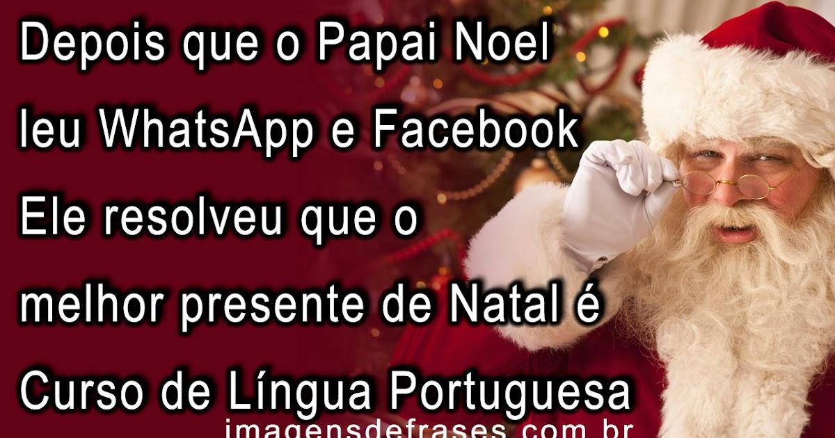 Frases E Mensagens Engraçadas De Natal Frases E Mensagens