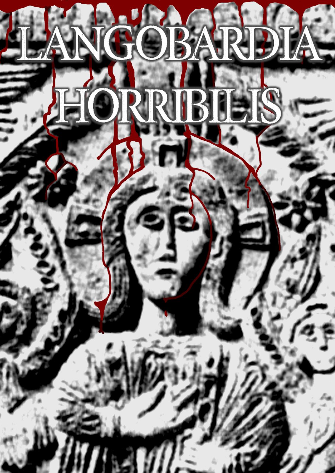 copertina Langobardia Horribilis