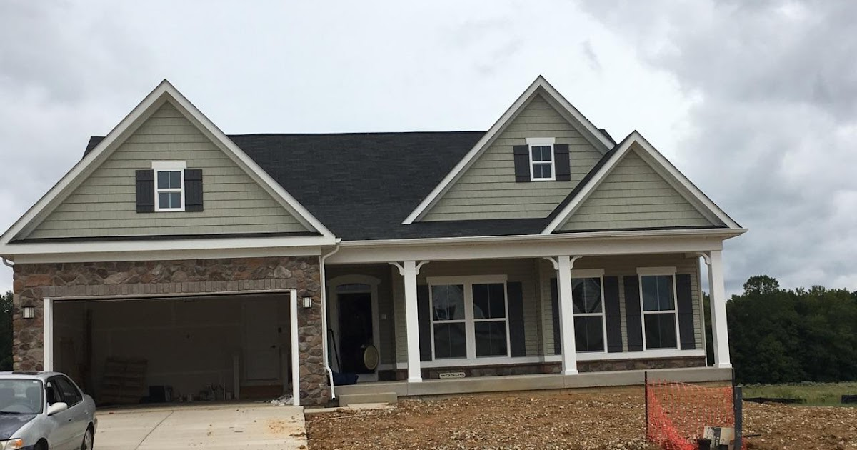 My new space is a carolina place ryan homes blog my for My new home