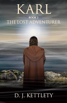 Karl - The Lost Adventurer cover