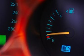 La jauge de carburant ne fonctionne pas