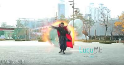 Video Plesetan Doctor Strange ala Korea Ini Kocak Banget