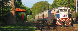 Junin a la espera de inversiones para su Servicio Ferroviario
