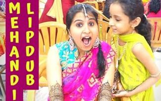 Thodakkam Mangalyam | Mehandi Lipdub | The Crew Dance Company