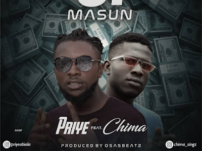 DOWNLOAD MP3: Priye - Ji Masun ft Chima