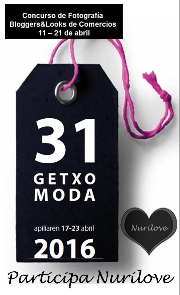 Concurso de bloggers de Getxomoda, en el que participo colaborando con tienda de novia y joyería