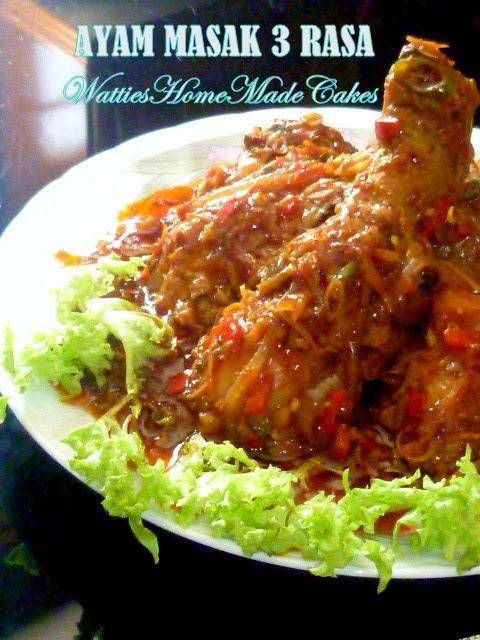 resepi ayam goreng cili padi  quotes Resepi Ikan Goreng Ungkep Enak dan Mudah