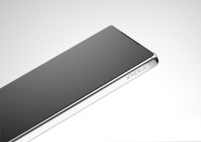Xperia Z5 Premium Etched Xperia Logo