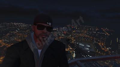 Cara Menyimpan Hasil Selfie Di GTA V PC