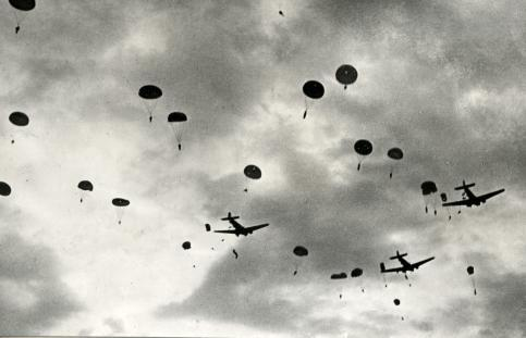 In WWII, The Allies Adopted Much Of Their Airborne Tactics From The German Capture of Crete