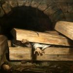 L'enterrament precipitat (Antoine Wiertz)'