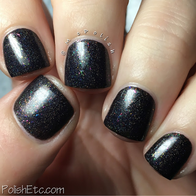 Ellagee - Cozy Winter Nights Collection - McPolish - Aurora Borealis