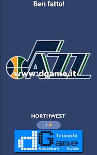 Soluzioni NBA Team Quiz livello 75