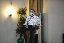 Syamsuar Ungkap Pilkada di Riau Berjalan Sesuai dengan Protokol Kesehatan