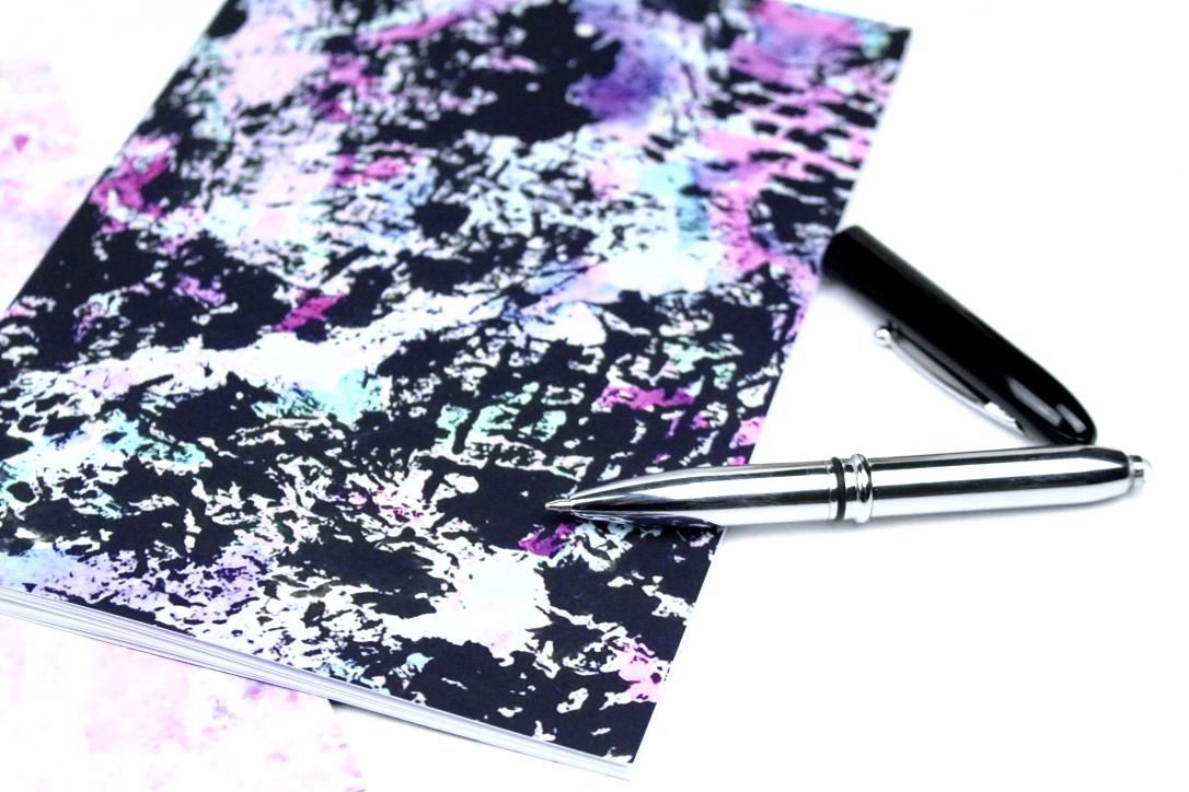 Mia Felce Trio of Notebooks