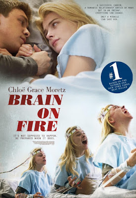 Brain On Fire 2016 DVD Custom HDRip NTSC Sub
