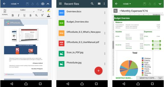 OfficeSuite 8 Pro + PDF v8.4.4317 APK