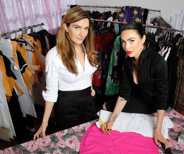 Laura Byrnes founder of Pin Up Girl Clothing