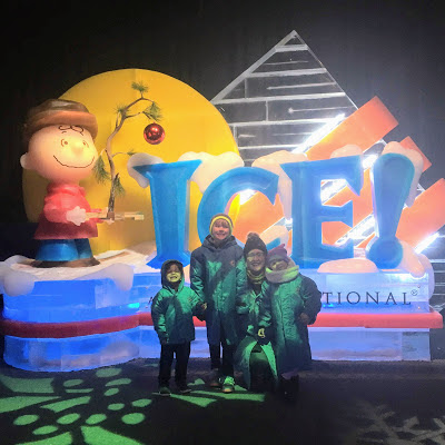 ICE! Gaylord National Harbor