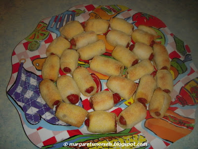 Margaret's Morsels | Little Corn Dogs