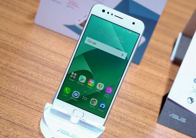 Cara Screenshot di Asus Zenfone 4