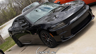 Dodge Charger Scat Pack Pitch Black
