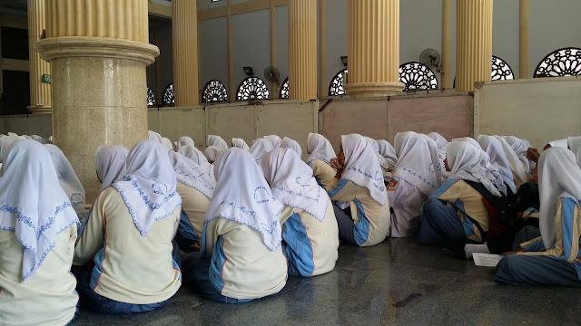 Kemeriahan Peringati 1 Muharram 1440 Kota Lamongan