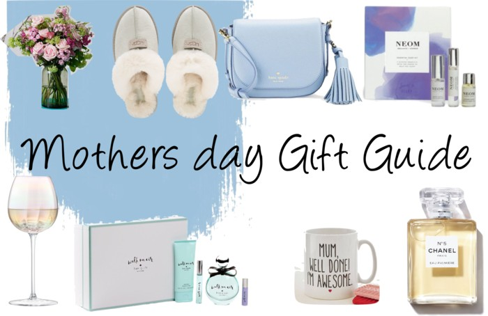Lifestyle | Last Minute Mothers day gift guide 2017