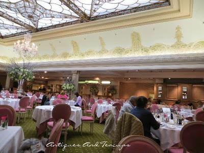 Harrods Tea Room London