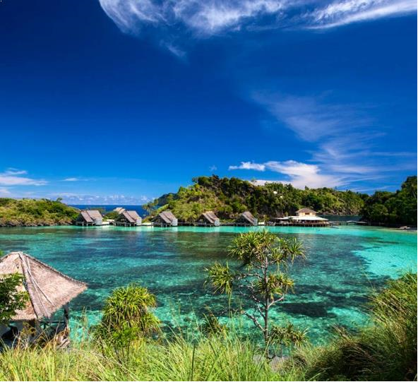 Raja Ampat, Wisata Impian Para Traveler Perairan Pulau Misool