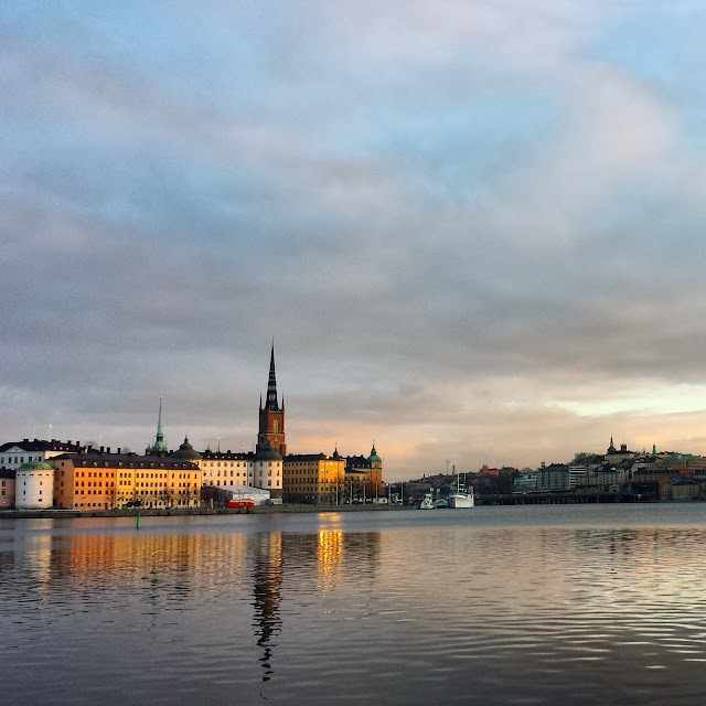 Gamla Stan & Södermalm, Stockholm, Sweden  |  Giving birth in Sweden: Labor, delivery, and the cost on afeathery*nest  |  http://afeatherynest.com