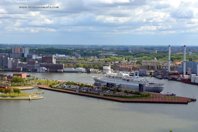 Atrações de Rotterdam