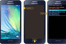 Cara Mengatasi Samsung Galaxy E: failed to mount /efs (Invalid argument)
