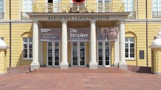 Etrusker-Ausstellung im Karlsruher Schloss